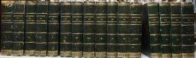 Arago. 16 Volumes In-8. Paris, 1854. Half-leather :