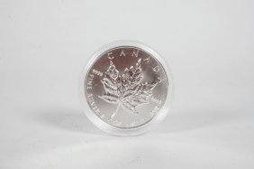 Canadian 5$ - Silver - 1994