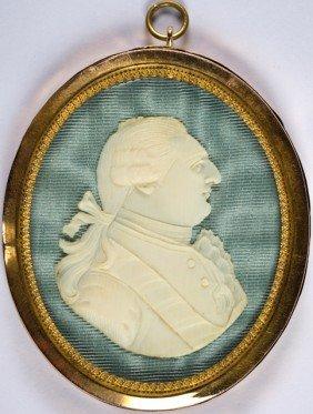 Louis XVI, Roi De France. M�daillon Pendentif, Sous