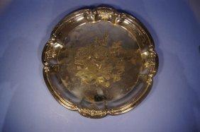 European Brass Plate
