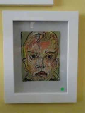 Alexander Gore Oil Painting, Portrait, Titled