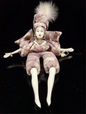 Poupee Porcelain Doll, Sandy's Sirens By Sandy Taylor,