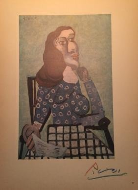 Picasso Pablo: (1881-1973)