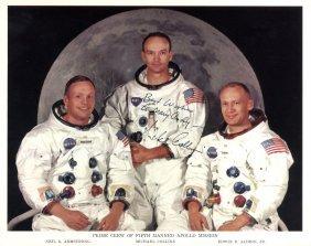 Collins Michael: (1930- ) American Astronaut,
