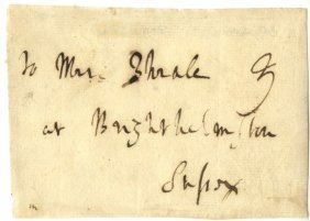 Johnson Samuel: (1709-1784) English Writer, Poet,