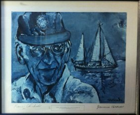 Chichester Francis: (1901-1972) British Sailor &