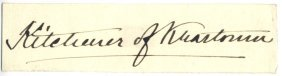 Famous Men: Small, Miscellaneous Selection Of Signed