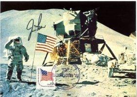 Moonwalkers: James Irwin (1930-1991) American