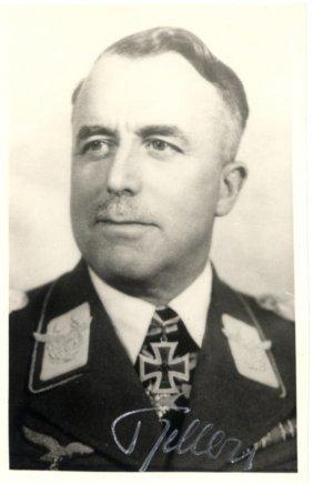 Keller Alfred: (1882-1974) German Luftwaffe General Of