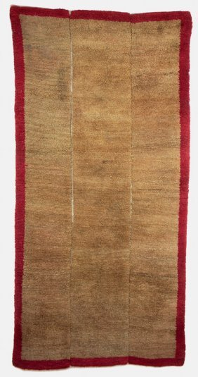 Tibetan 3 Panel Tsuktruk Rug