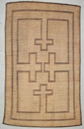 "Northwest African Tuareg Rug: 8'6"" X 14'4"" (259 X 437"