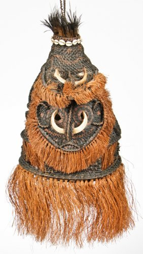 Helmet Mask, Middle Sepik River