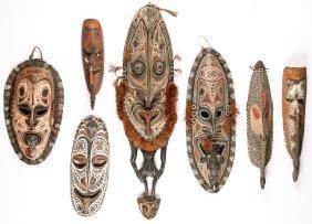 7 PNG Gable Masks