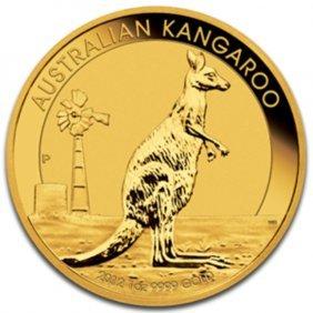 2012 1 Oz Australian Gold Kangaroo
