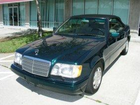 1995 Mercedes Benz E320 Contvertible