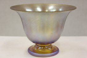 A WMF Myra Glass Bowl