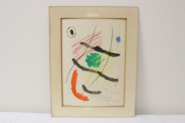 Marc Chagall Franz Meyer 53 Tipped-in Colorplates 1,250+ Illustrations HCDJ
