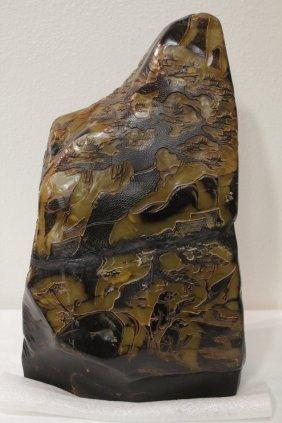 A Large Shoushan Stone Boulder