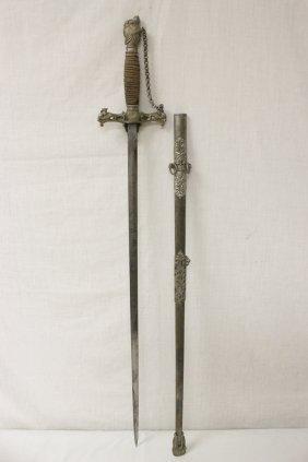 A Fine Vintage Masonic Sword