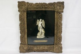 Rare 16th/17th Century Ivory Carving