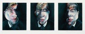 FRANCIS BACON  (BRITAIN, 1909�1992) Three Studies