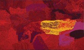 TOMMY WATSON  (CIRCA 1935) Aran, 2010 Oil On Linen