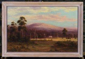 Arnold Jarvis Landscape 1915