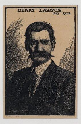 Lionel Lindsay Henry Lawson
