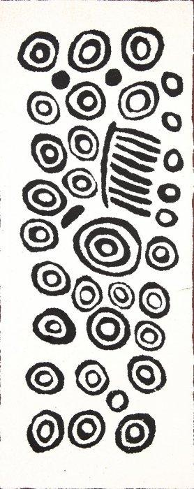 Wintjiya Napaltjarri (born 1939) Untitled