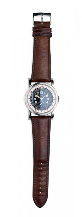 A Gentleman's Stainless Steel 1938 Museum Collection