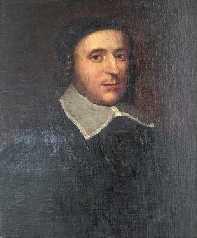 European School Portrait Of A Gentleman