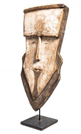 A Mask Mortlock Islands, Micronesia (20th Century)