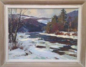 "Aldro T. Hibbard ,""West River, Jamaica, VT"""
