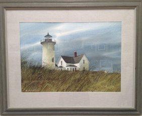 """F.R. Petrie Cape Cod Lighthouse"""""""