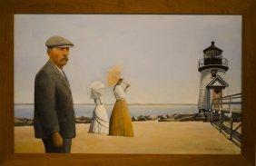 """Peter Vincent , """" Nantucket Light"""""""