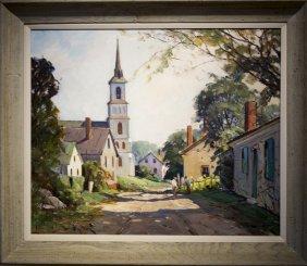 "Otis Cook , "" Cleaves Street, Rockport"""