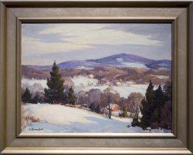 "Jacob Greenleaf , "" Blue Hills - Milton, Ma"""