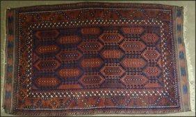 """Baluchistan Carpet 83"""" X 51"""""""