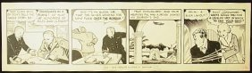 Beroth, Leon A. Don Winslow Comic Strip, 1936, Exhi