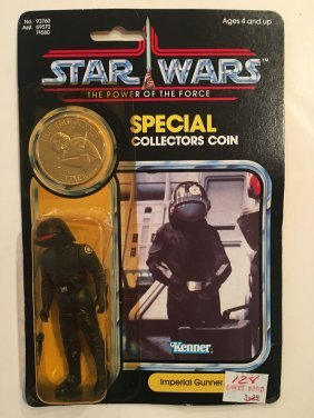 STAR WARS Powers of the Force IMPERIAL GUNNER