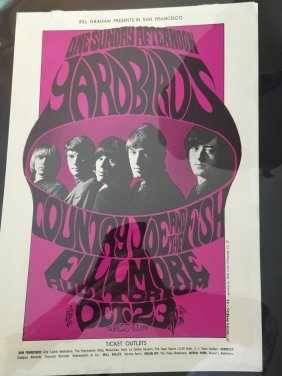 Yardbirds - Bg033 - 2nd