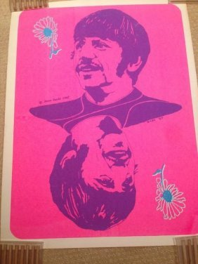 Ringo - From The Beatles Blacklight Collection