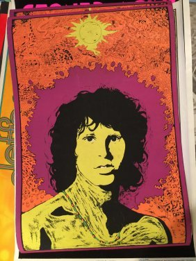Soft Touch - Jim Morrison By Joe Roberts !