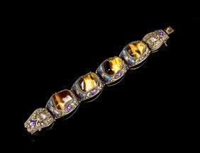 Chinese Tiger Eye Bracelet