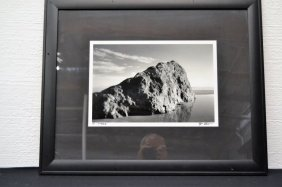 """""""small Rock"""" Photo Signed"""