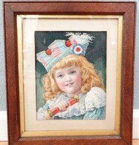 Gladys Rockmore Davis (american, 1901-1967) Original