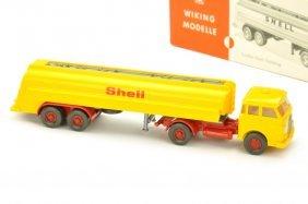 Shell-tanksattelzug Man 10.230 (im Ork)