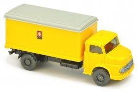 """Postwagen Mb 1413 (mit Luefter) """"ptt"""""""