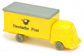 Postwagen Fiat (kofferdach Staubgrau)