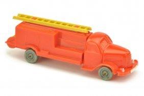 Spritzenwagen Dodge, Orangerot (leiter Gelb)